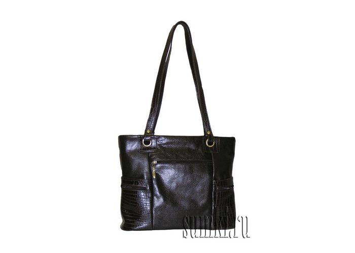 Дамская сумочка от известной фирмы Afina удивит обладательницу своей многофункциональностью.