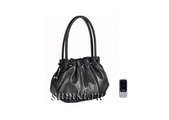 Оригинальная женская сумочка от известной фирмы Afina.  Ультрамодный дизайн, который так популярен в этом сезоне.